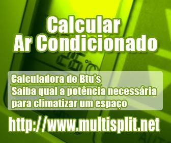 Area btu calculadora